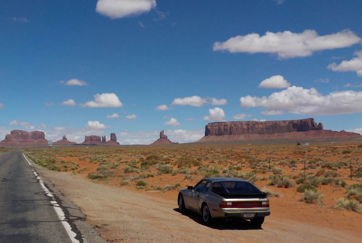A cruise through Utah. Submitted by Rhys Jones.