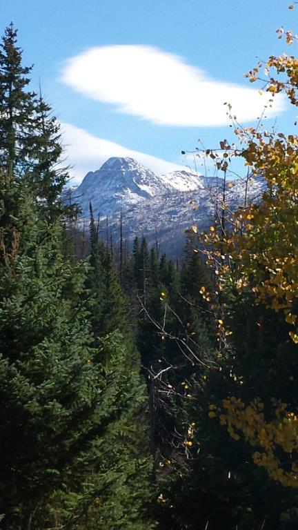 Zirkel Wilderness near North Lake trail on Saturday, Oct. 4. Submitted by: Joanne Churchill