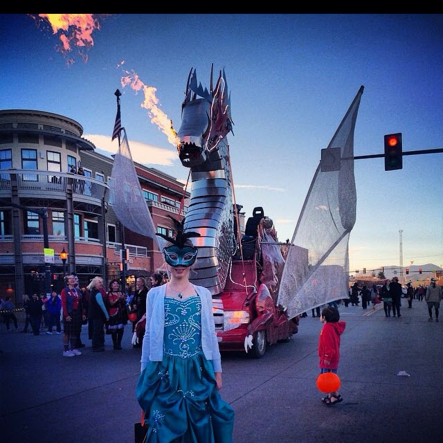 Another amazing Halloween in our wonderful mountain town. Submitted by: Jamie Attanasio.