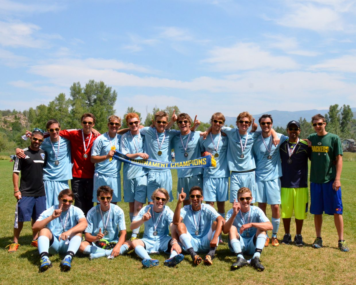 Steamboat Soccer Club U19B win the Championship game against Red Hot (UT) 1-0. Submitted by: Jan DePuy