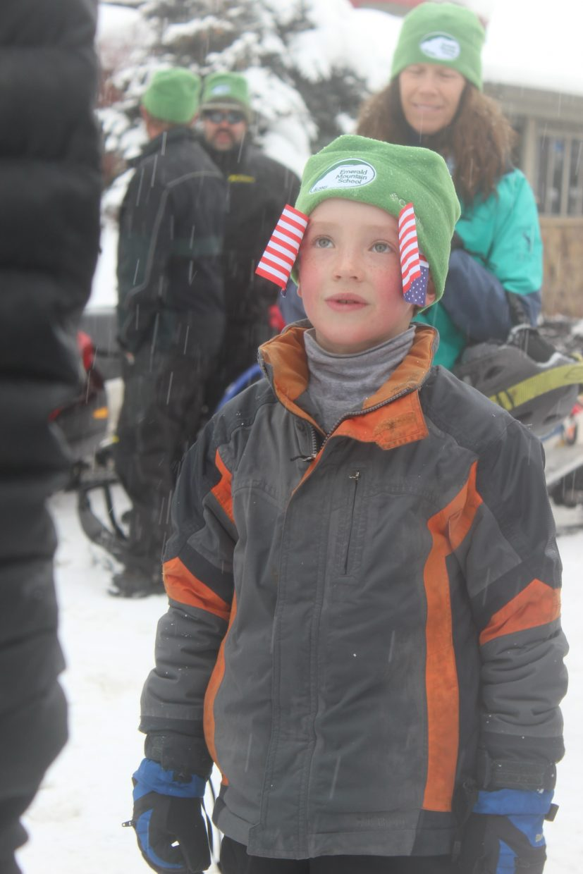 Winter Carnival parade winner. Submitted by: Sharon Mensing