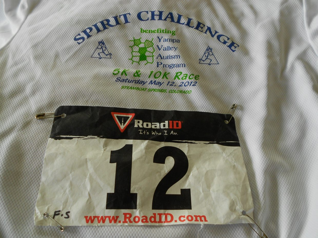 Ran my first 5K ever Saturday in the Spirit Challenge. Thank you to all the volunteers! Submitted by: Maryedith Davies