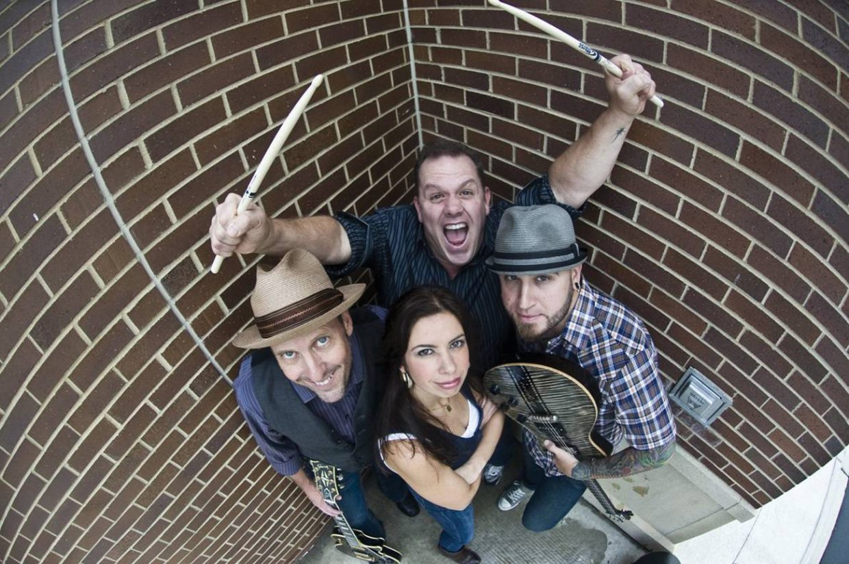 Cowboy Mouth, a rock band from New Orleans, returns to Steamboat for a free outdoor show at Steamboat Ski Area during the 38th annual Cowboy Downhill. The band plays after the race at 2:30 p.m. Tuesday.