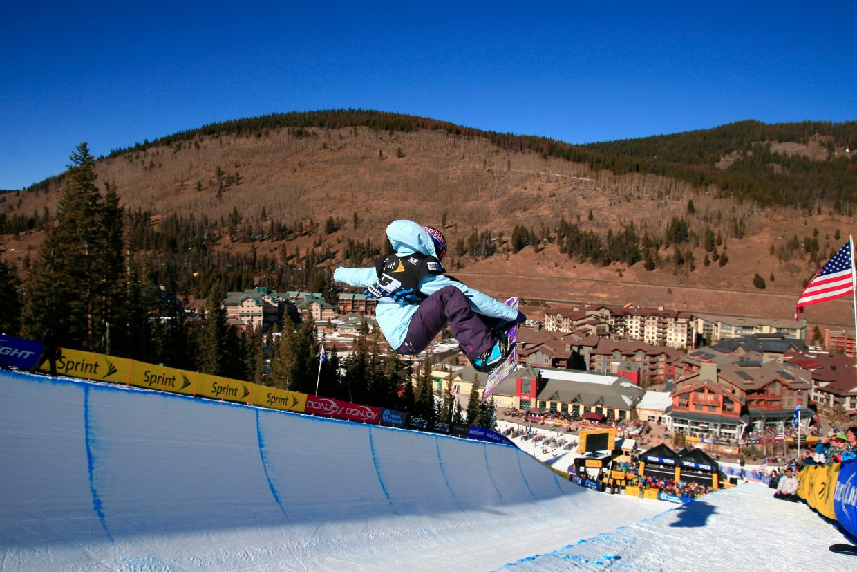 Steamboat snowboarder Maddy Schaffrick will compete at 9 p.m. Friday in this weekend's X Games in Aspen.