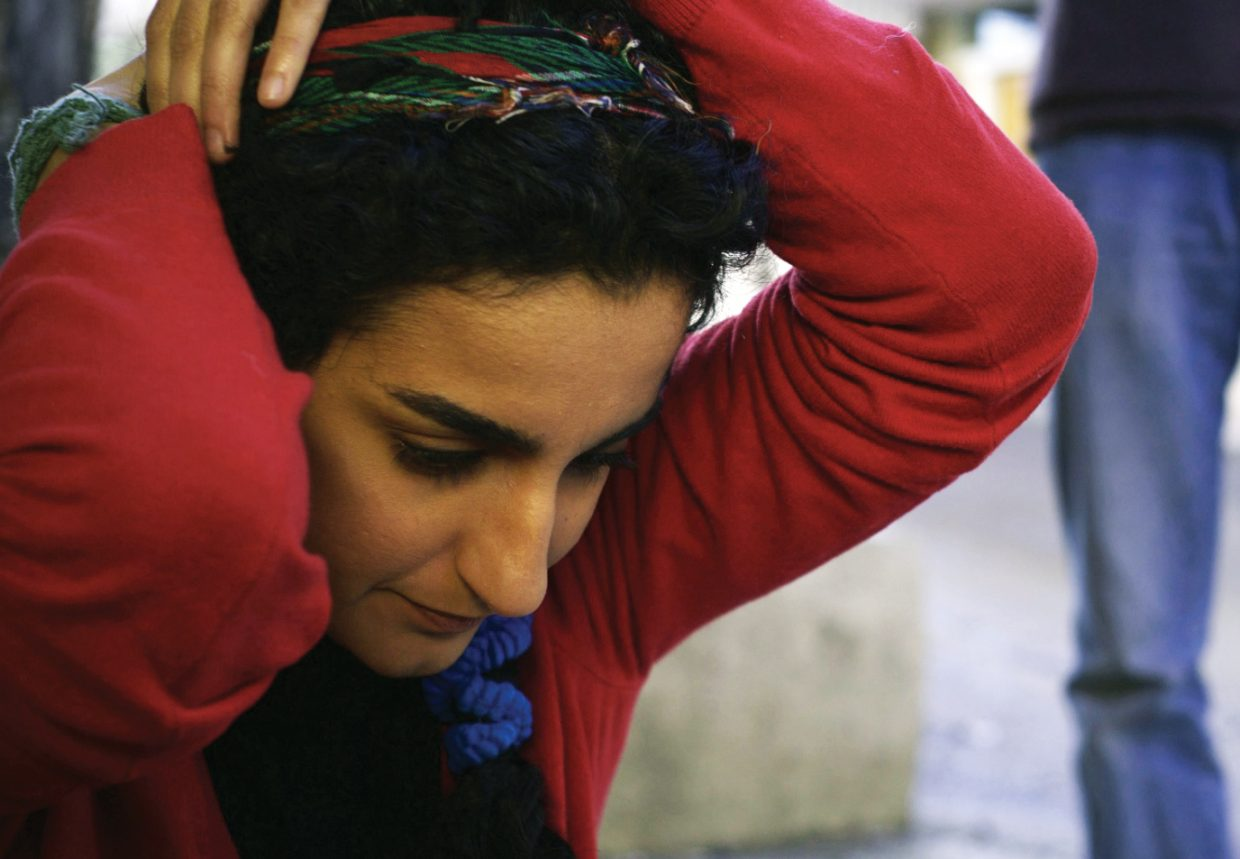 """The Wind is Blowing Down My Street"" is a short film about an Iranian girl who finds herself on a Tehran street without a headscarf. The film is one of nine made by women that will screen at 7 p.m. Friday at Library Hall at Bud Werner Memorial Library as part of the annual Lunafest film festival."