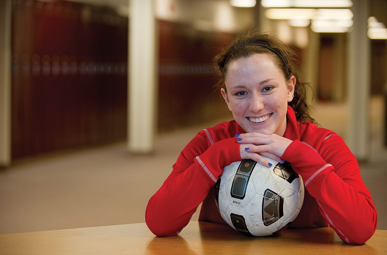 Steamboat Springs' Meghan Rabbitt has signed on to play soccer at Carroll College.