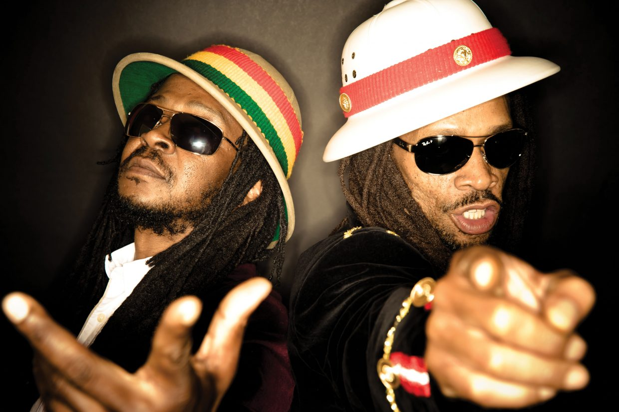 Zeebo and Rootz Steele, of Washington, D.C., front the See-I reggae dub outfit, which shares several members with the world DJ duo Thievery Corporation. The band plays a free show at 3 p.m. Saturday at the base of Steamboat Ski Area.