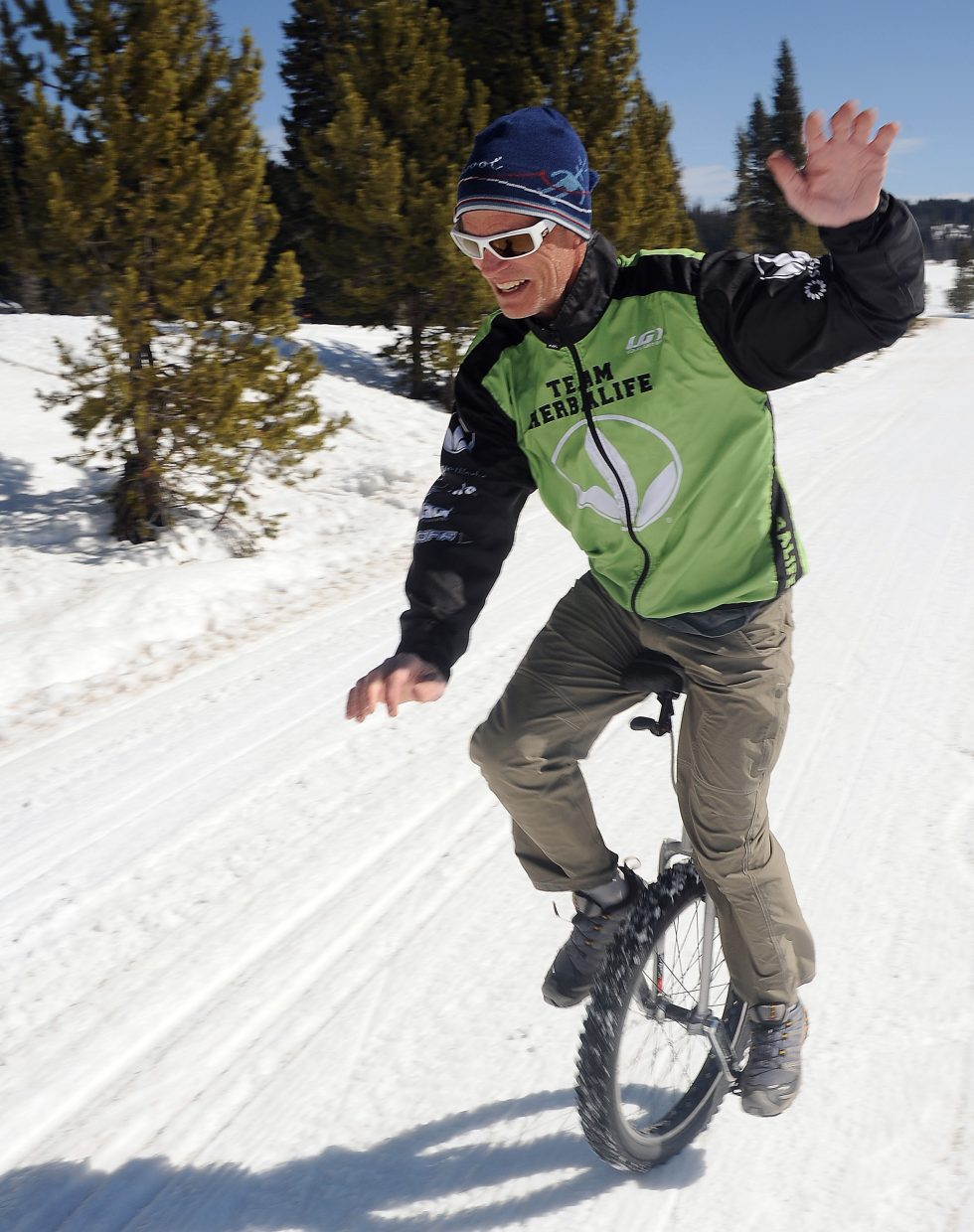 Why include the option to ride a unicycle in a ski and snowbike race? Dan Smilkstein said because it's fun. Finding unique ideas like that are among the things that have motivated him to invent yet another big Routt County endurance event. The Steamboat Coureur — with one day dedicated to skiing and the other to snow biking or unicycling — is set for early April.