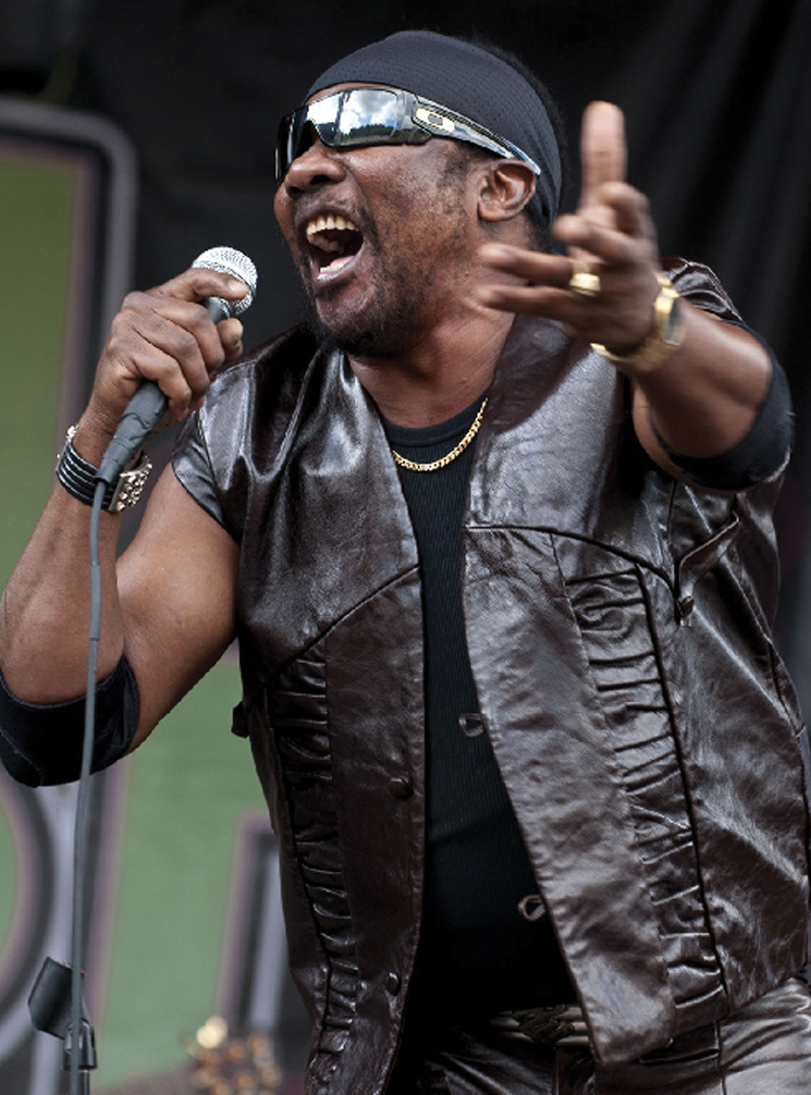 Toots Hibbert, of Toots and the Maytals, pictured here performing at the All Good Music Festival in 2011, will play a free show Sunday afternoon at the base of Steamboat Ski Area. JJ Grey & Mofro will take the stage afterward.