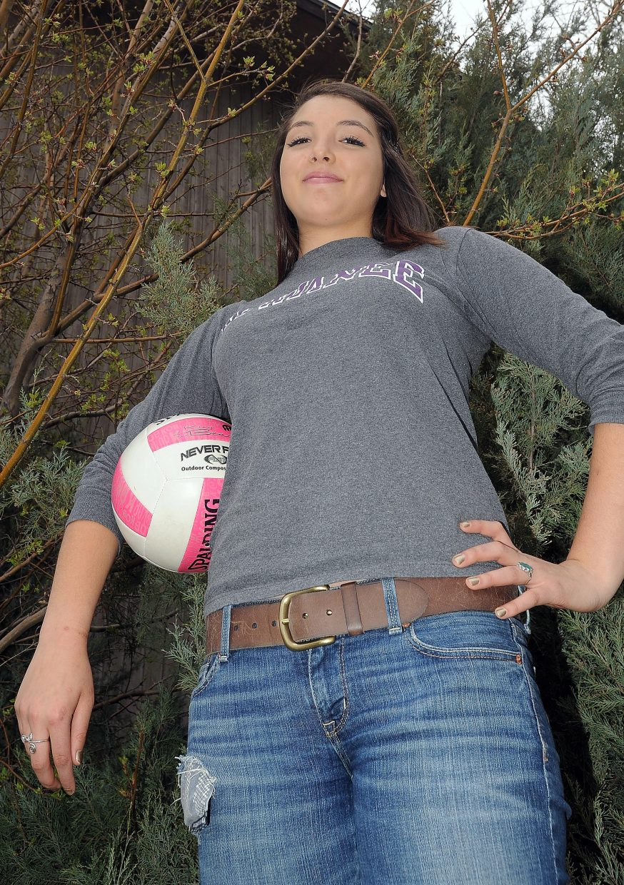 Steamboat Springs senior Maggie Stanford signed to play volleyball at Sewanee in Tennessee.