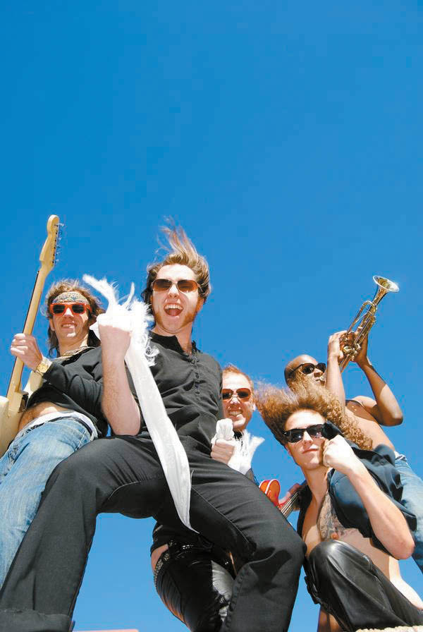 The Rowdy Shadehouse Funk Band will perform at 8 p.m. Saturday at Sweetwater Grill as part of the Keepin' It Free fundraiser for the Free Summer Concert Series. The fundraiser is $40 per person or $75 per couple.