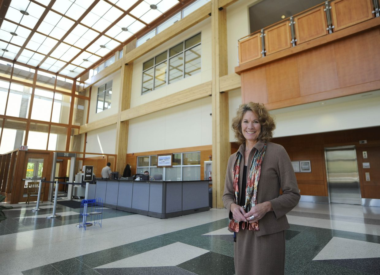 Tracey Epley, who for more than 10 years has been the jury commissioner and clerk of court for the Routt Combined Court, is moving to Houston to take a job at the international law firm of Fulbright and Jaworski.