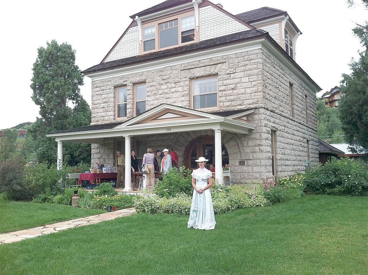 The Historic Places Bike Tour will stop by the Crawford House on Saturday morning, but the home will not be open for tours.