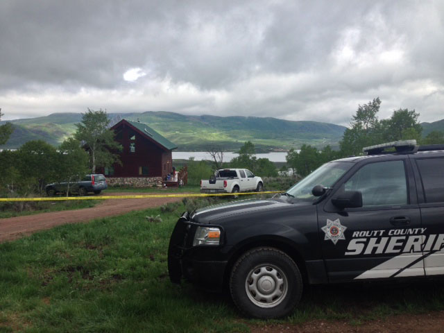 The Routt County Sheriff's Office is investigating a suspected homicide related to the death of a Soda Creek Elementary School third-grader. A Sheriff's Office deputy is on scene at this home at 23935 Arapahoe Road in Stagecoach. The home is the same location where authorities were called to a report of a suicide or suicide attempt just before 3 a.m. Wednesday, according to Routt County Communications records. The Routt County Assessor's Office database lists the home's owners as Michael Kirlan and Lisa Lesyshen.
