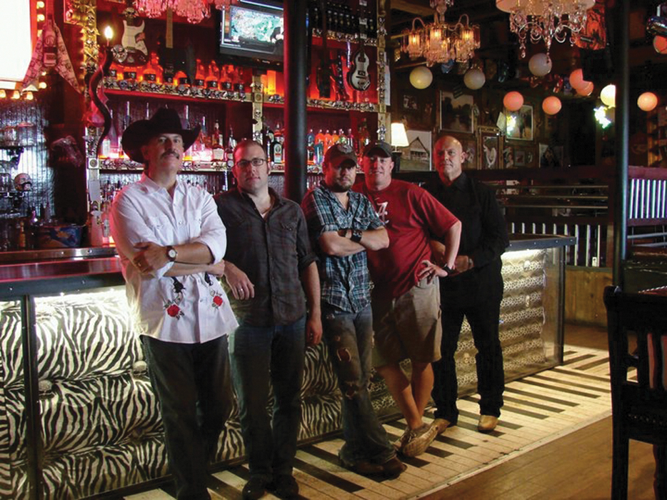 The Justin Lane Band out of Colorado Springs is slated to play Ghost Ranch on Saturday and June 14. Both shows are free and start at 9:30 p.m.