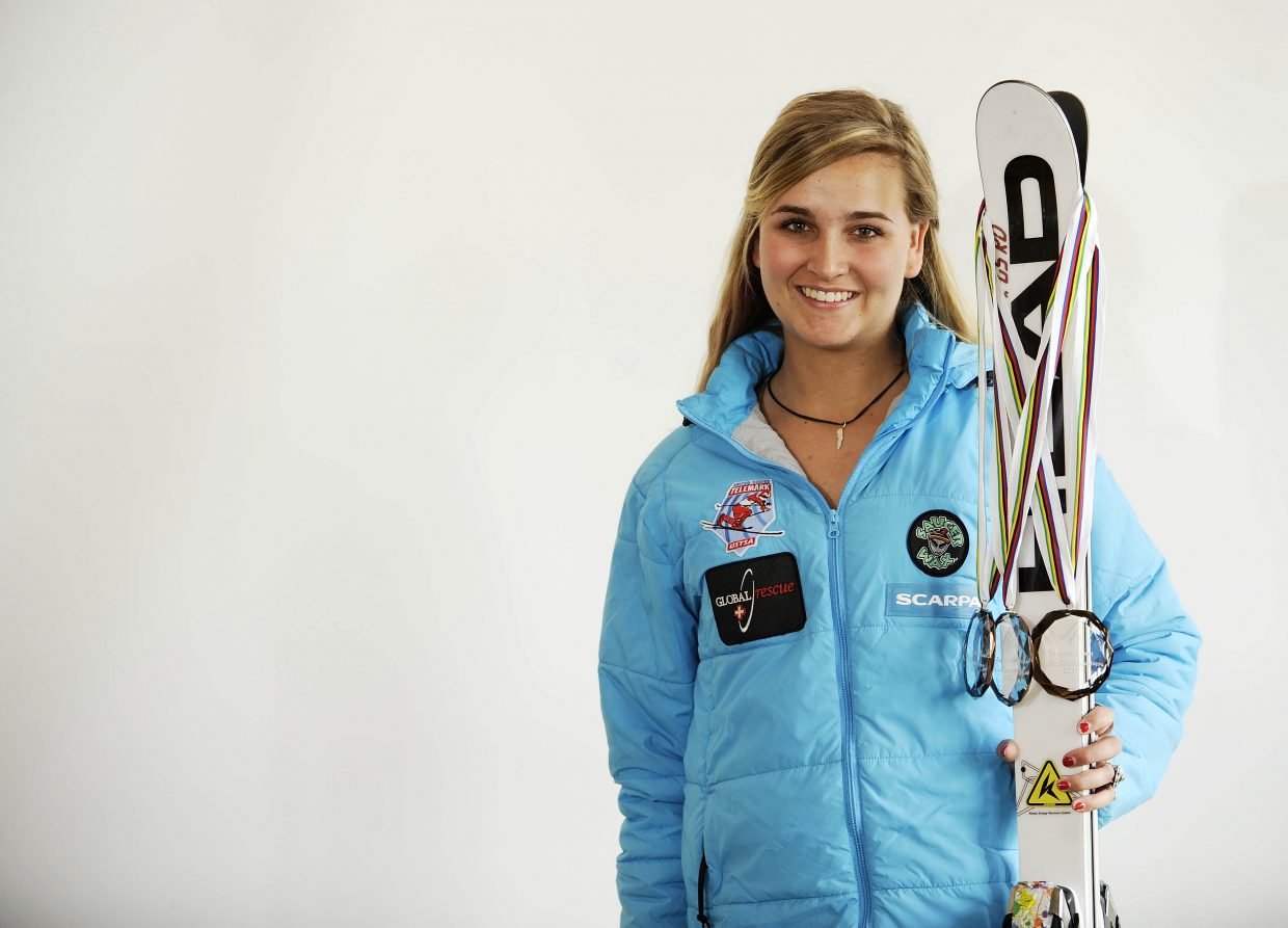 Madi McKinstry, a 2012 Steamboat Springs High School graduate, will attend classes at Montana State University in the fall. She then will take the winter off and compete in her first full Telemark World Cup season.