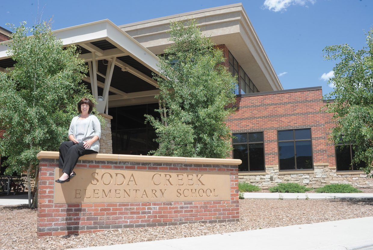 Judy Harris, the Steamboat Springs School District's director of human resources and former principal at Soda Creek Elementary School, has retired after 14 years with the district. She plans to move closer to family in Idaho.