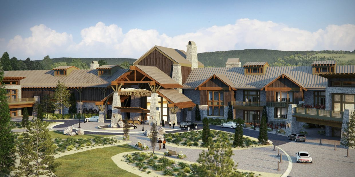 The Sleeping Giant Group partners envision a casino that would cost about $52 million to build and be between 55,000 to 65,000 square feet. The hotel would have between 150 to 200 rooms and be between 75,000 and 100,000 square feet.