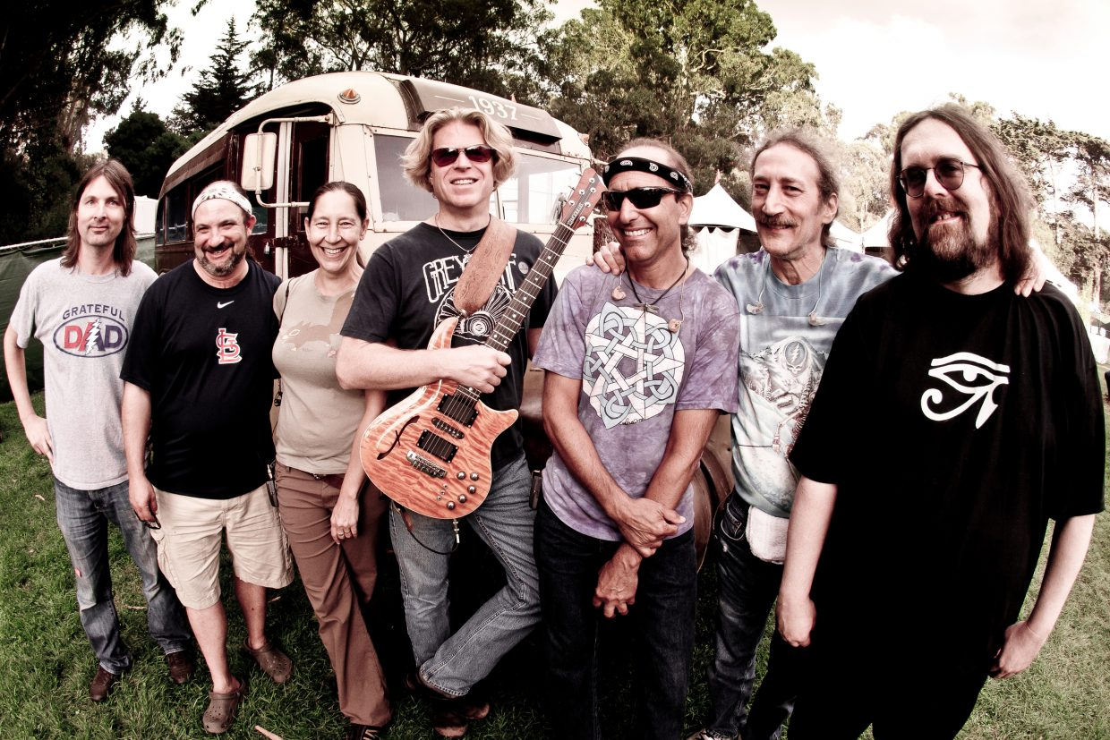 Dark Star Orchestra, a Grateful Dead tribute band, will open the Free Summer Concert Series at 6 p.m. Saturday at Steamboat Ski Area.