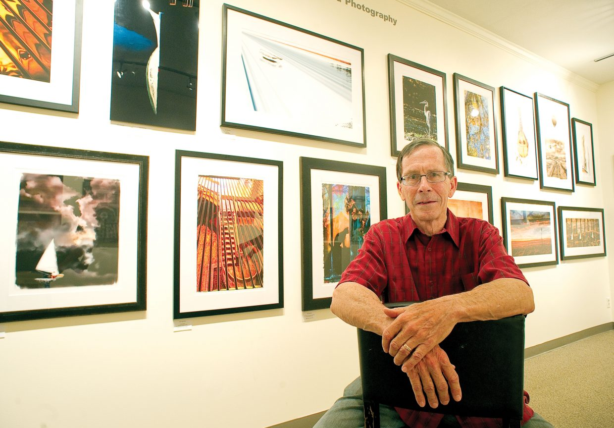 Local artist, and longtime Steamboat Springs resident Jim Gmeiner will have his work on display at the Steamboat Springs Center for Visual Arts. His show will be featured at the gallery during First Friday Artwalk on Friday.