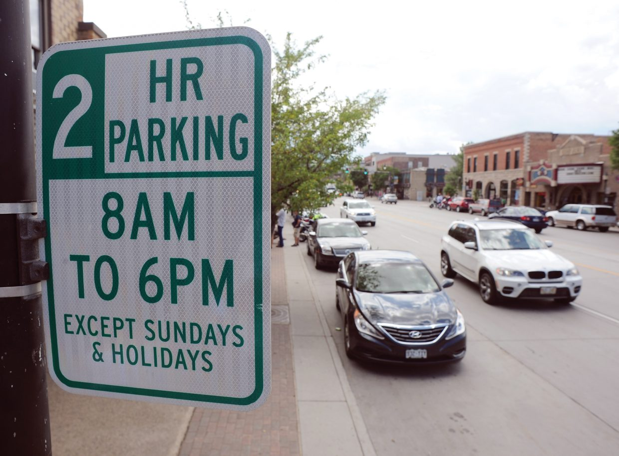 Steamboat Springs business owners are discussing ways to improve the parking situation downtown. Ideas range from paid parking to a shuttle that could take employees to a satellite lot such as the Stock Bridge Transit Center.