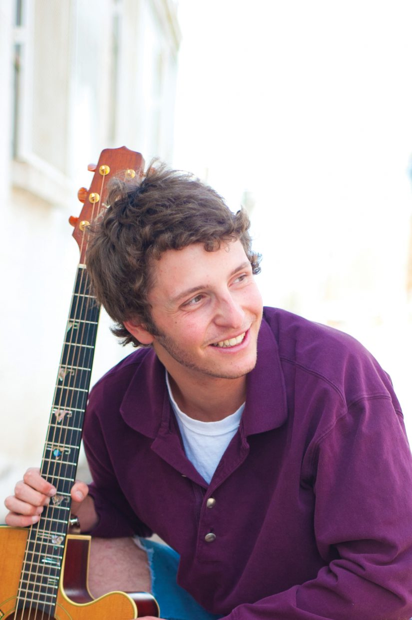 Zach Heckendorf, a recent high school graduate and emerging singer-songwriter, will co-headline this Saturday's installment of the Free Summer Concert Series with Colorado rock band the Samples.