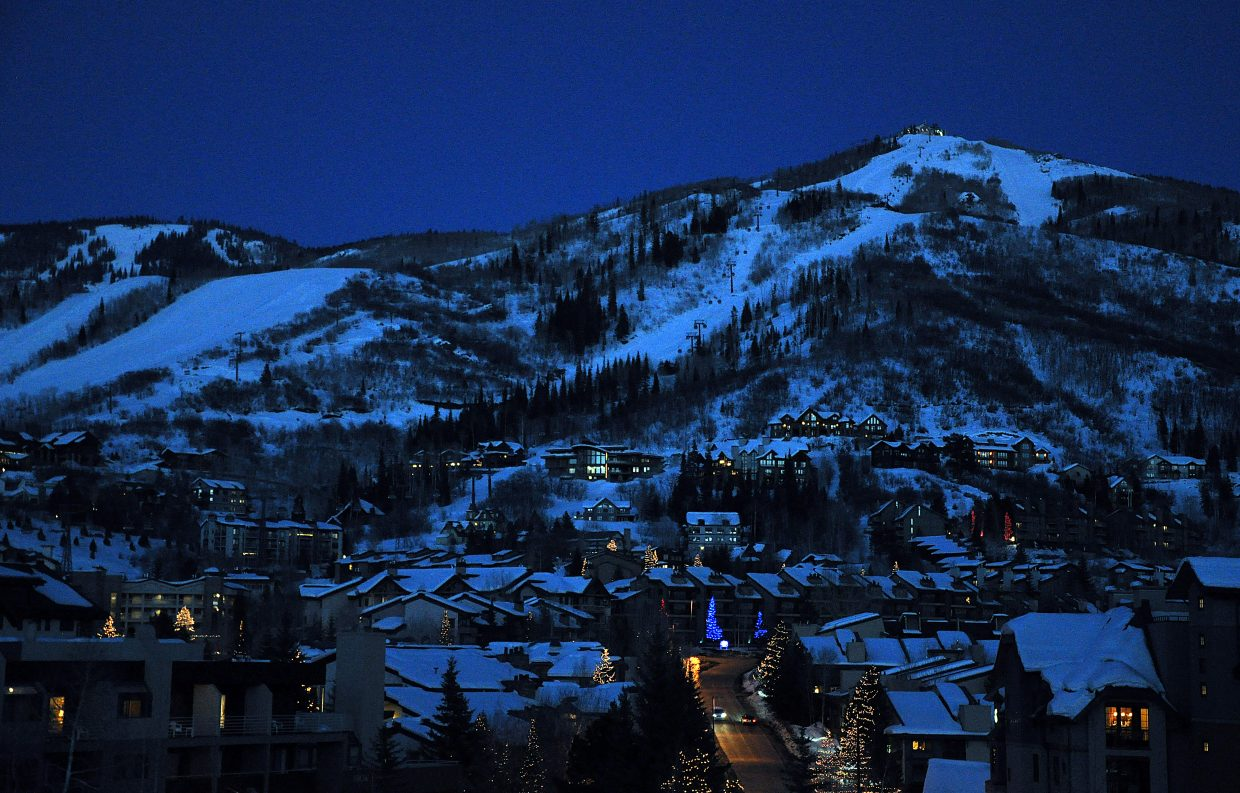 The Steamboat Springs Planning Commission could hear the Steamboat Ski Area's proposal to add lights at the base of Mount Werner as soon as early next month.