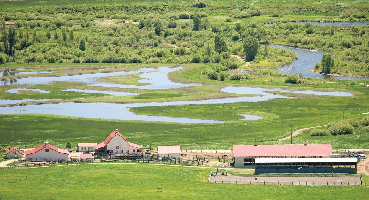 Humble Ranch Education & Therapy Center, on Routt County Road 14 a few miles outside of Steamboat Springs, provides therapy for adults and children with special needs. Trails on another part of the property are the subject of ongoing litigation.