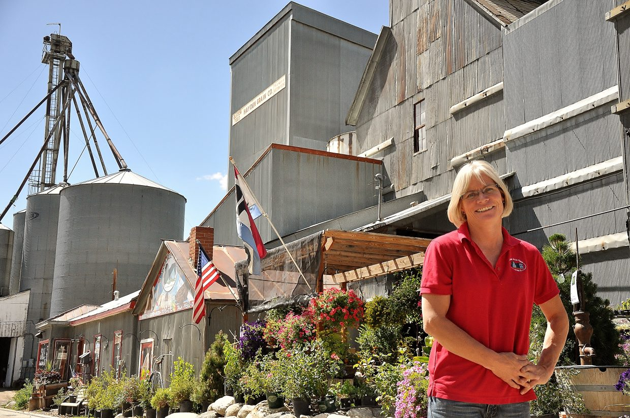 Yampa Valley Feeds owner Tammie Delaney said she is closing her retail store to focus on promoting the Hayden Granary as a community gathering place. The barn on her property continues to host dances, weddings, fundraisers and other gatherings.
