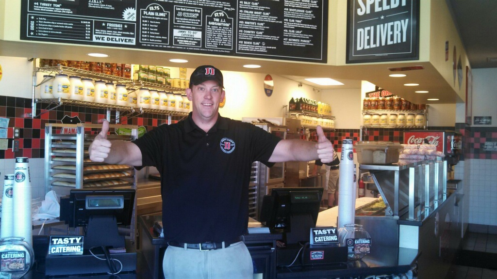 Zeb Lenley, who has worked at Jimmy John's owner Brendan Killian's Denver-area shops, will be the general manager of the Steamboat location.