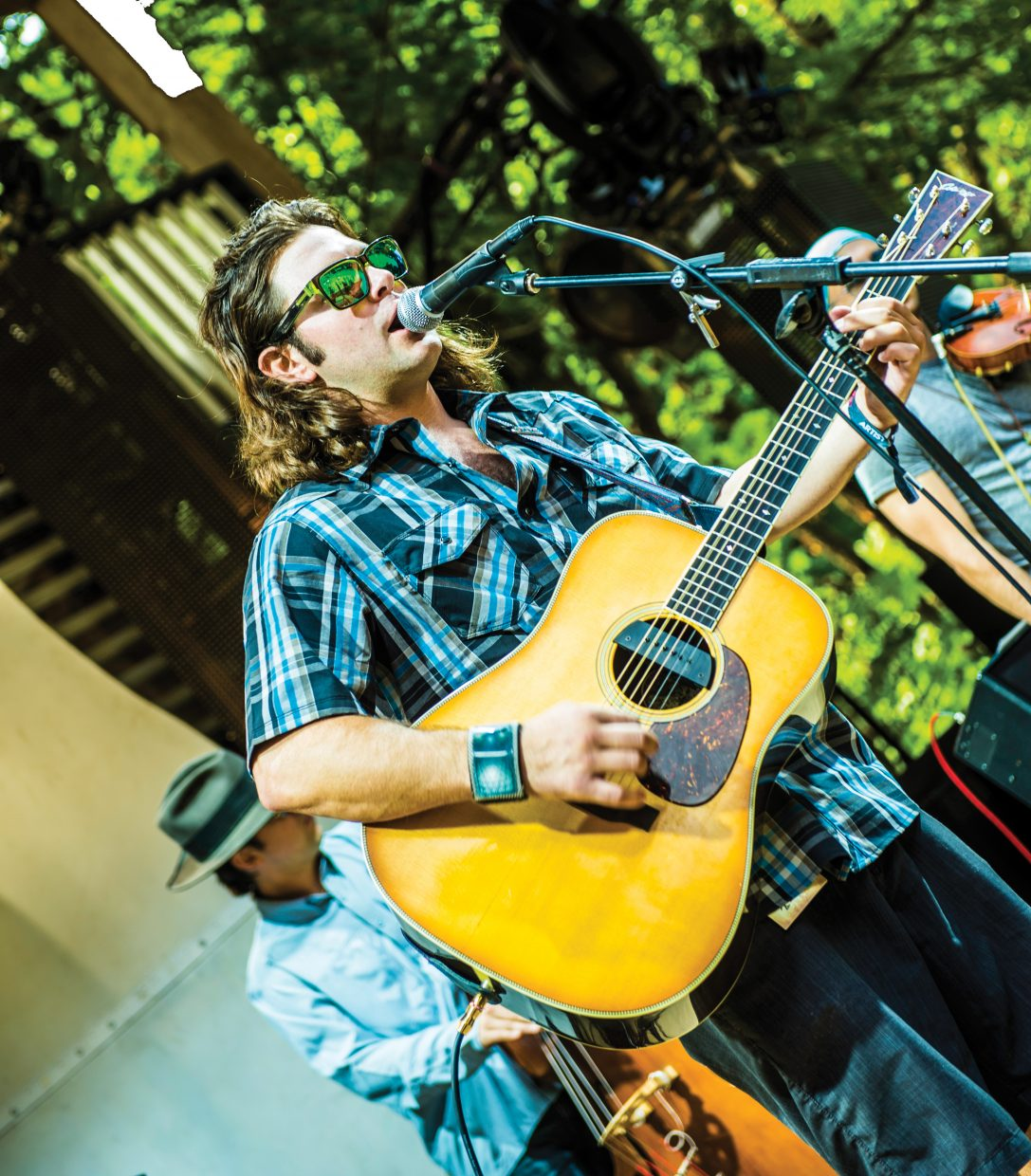 The Drunken Hearts are set to play YarmonyGrass, a four-day music festival at State Bridge beginning this weekend. The festival also features Railroad Earth, Lukas Nelson and Promise of the Real, members of String Cheese Incident and more.