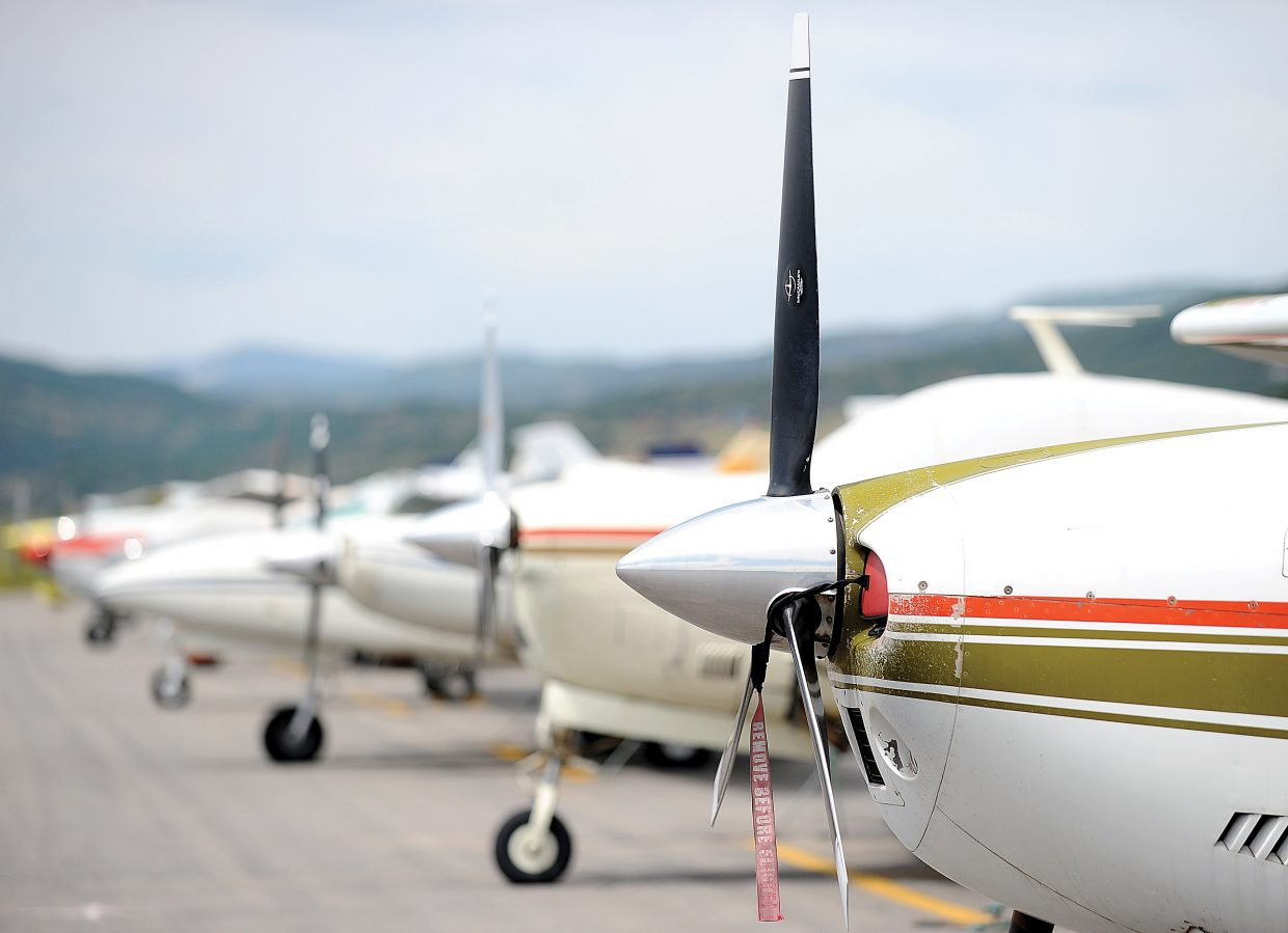 The Yampa Valley Regional Airport recorded increases in passenger counts this winter compared to last year ahead of several major changes, among them a terminal expansion project and the addition of Southwest Airlines.