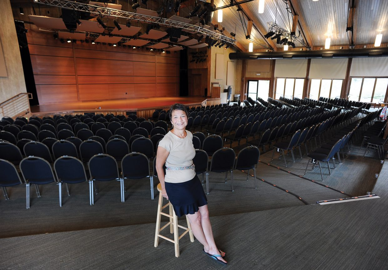 Betse Grassby, director of operations and non-classical programming, plans to retire at the end of this season. Grassby helped found the Strings Music Festival 26 years ago.