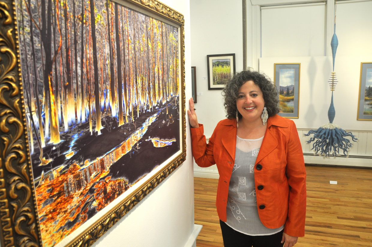 Heather Shore is the new executive director of the Steamboat Springs Arts Council.