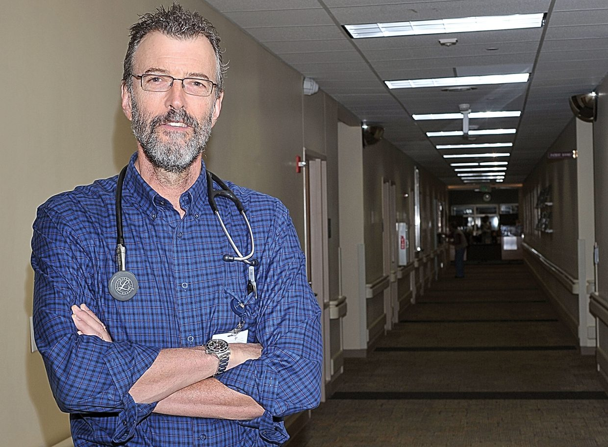 Dr. Mark McCaulley, who is a member of the medical staff at UCHealth Yampa Valley Medical Center in Steamboat Springs, offers information on the new American Cancer Society guidelines about colon cancer screenings.