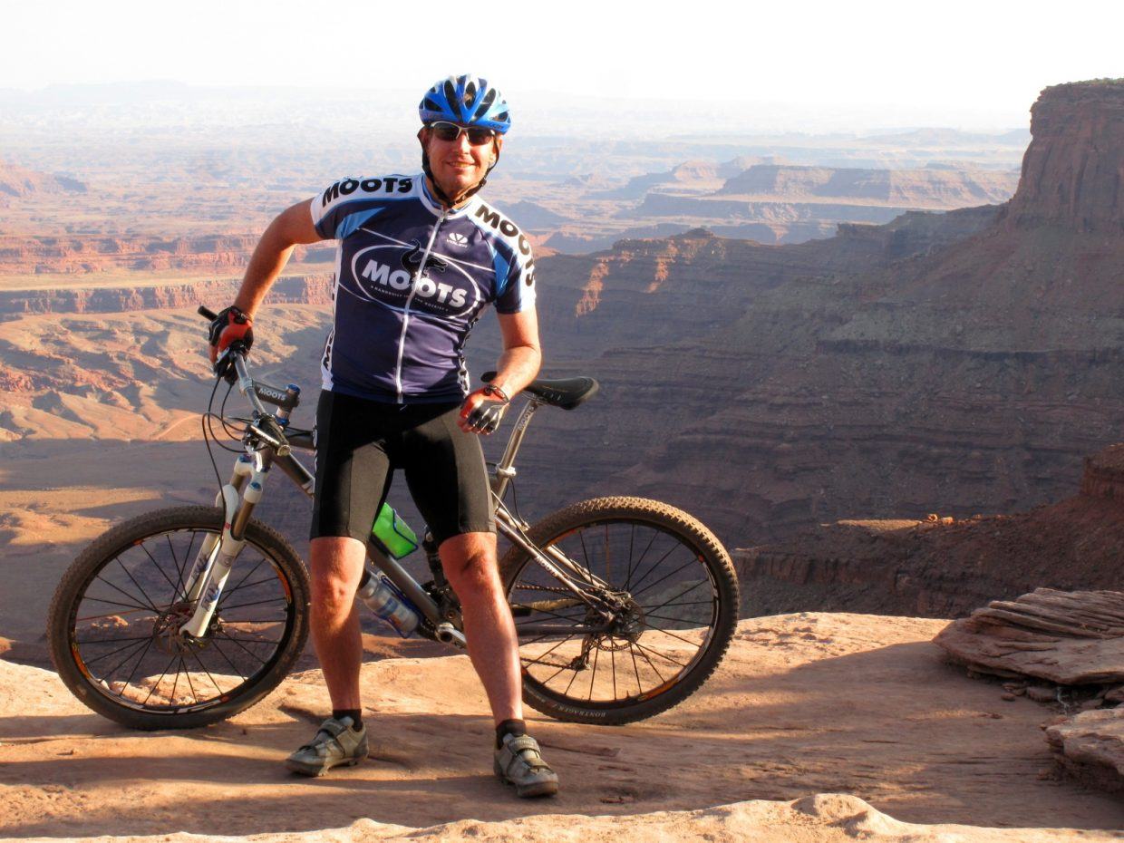 Steamboat Springs resident David Epperson will be inducted into the Mountain Bike Hall of Fame Sept. 18 in Las Vegas.