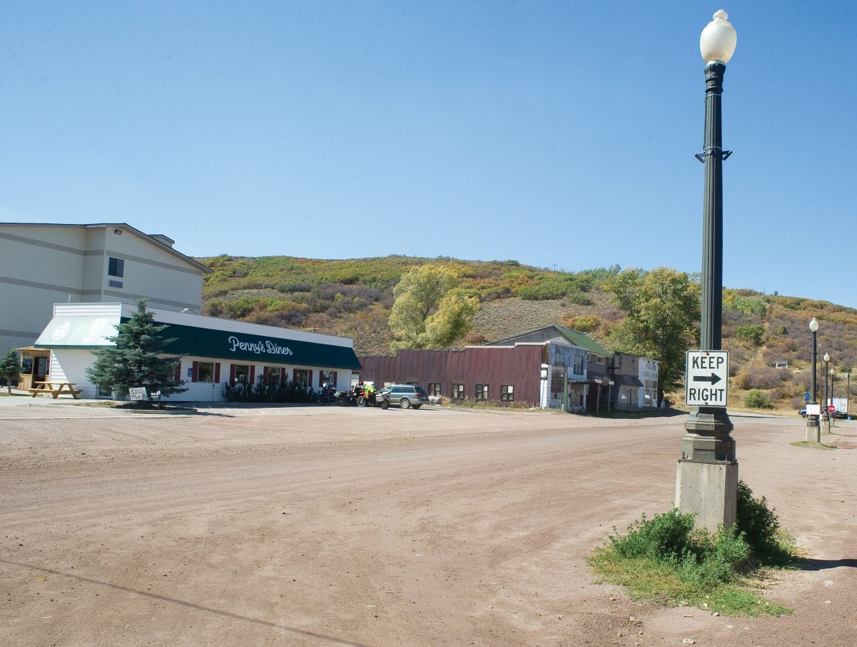 Main street in Yampa may seem a little slow in the middle of the week, but local business owners say the number of hunters in the area has been increasing.