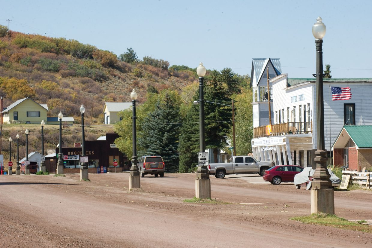 Yampa business owners say that the number of hunters in the area has been increasing.