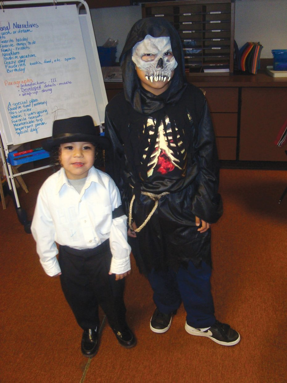 Michael Jackson and the Grim Reaper
