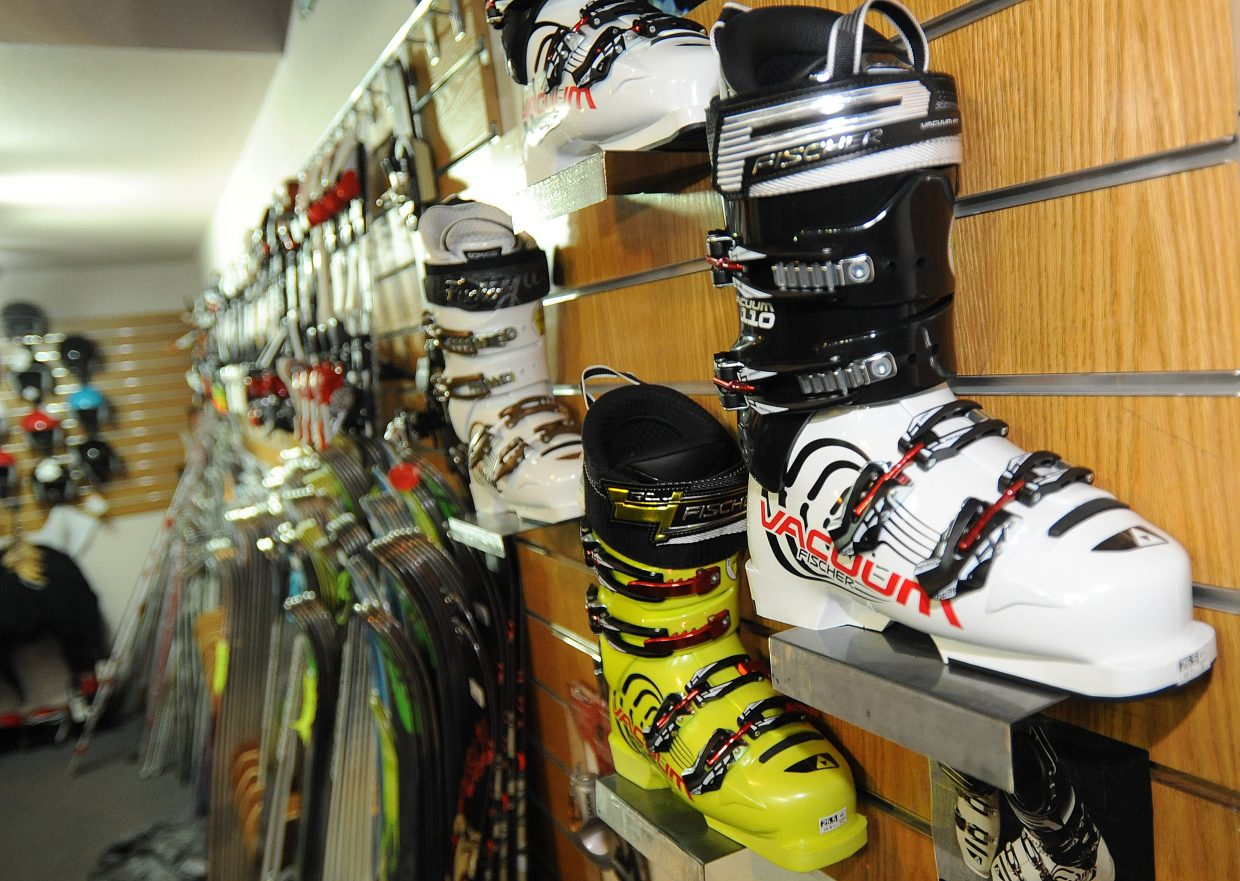 There are four styles of the Fischer Vacuum ski boot, available from between $750 and $1,000. The company is expected to introduce as many as