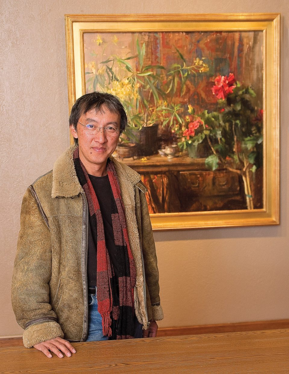 Denver-based artist Quang Ho will have his work featured at the Steamboat Art Museum starting Friday until April 14.