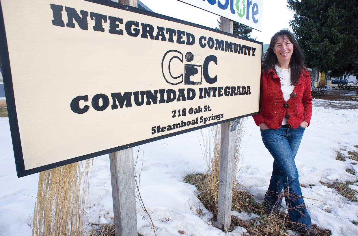 Sheila Henderson has been the program director at Integrated Community for more than a year. She will take over as executive director after Dec. 21.