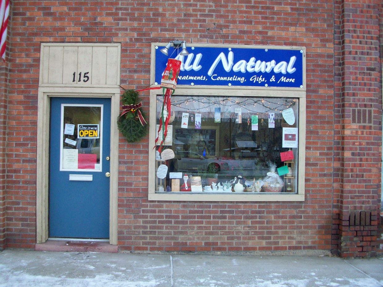 All Natural, at West Jefferson Avenue, and Rite Cuts are new businesses that are opening in Hayden.
