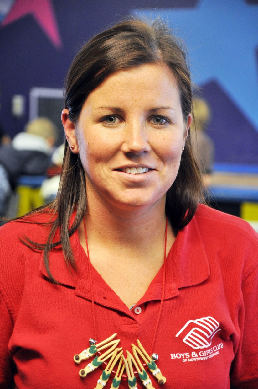 Colleen O'Gorman, new club director at the Boys & Girls Club of Steamboat Springs