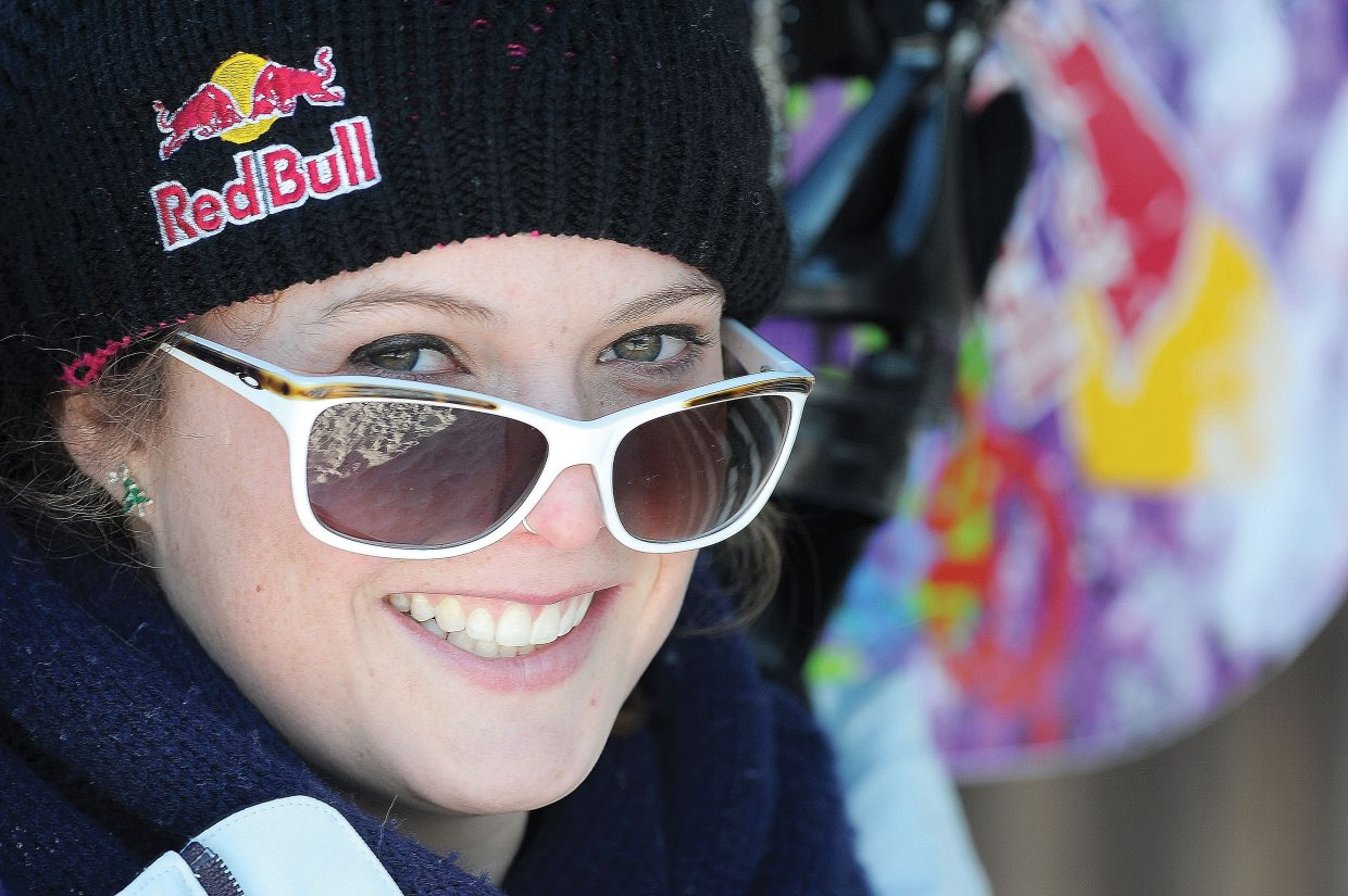Steamboat Springs snowboarder Maddy Schaffrick recently finished second at the U.S. Grand Prix at Copper Mountain and fourth at the Dew Tour in Breckenridge.