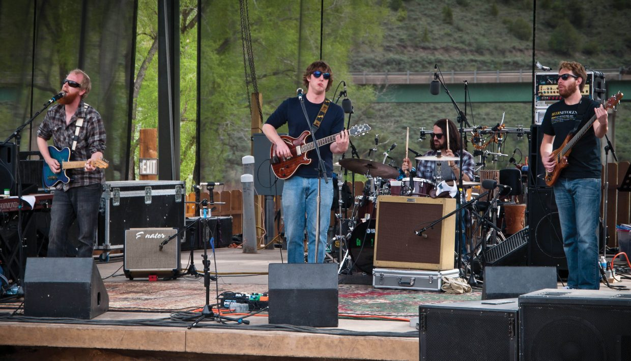 The Congress, an Americana rock band from Denver, will play Wednesday night at the Old Town Pub. The cover is $5 at the door, and the show starts at 9:30 p.m.