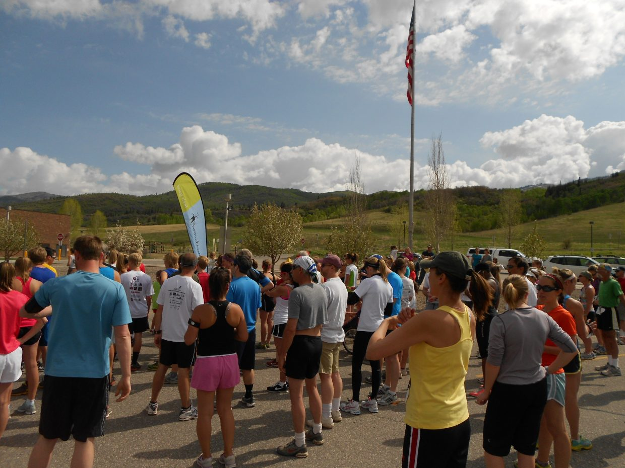 Steamboat Today reader Maryedith Davies submitted this photo from Saturday's Spirit Challenge, which opened the 2012 Steamboat Springs Running Series. Do you have a photo to share? Send it to share@SteamboatToday.com.