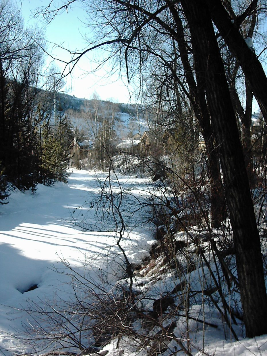 Fish Creek. Submitted by: Bill Dorr