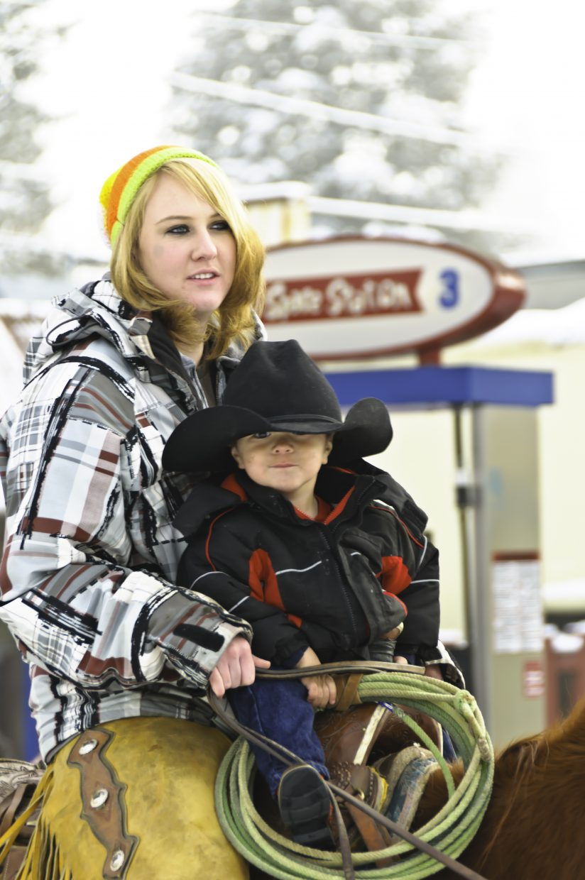 99th annual Winter Carnival in downtown Steamboat Springs. Submitted by: Thomas Maddox