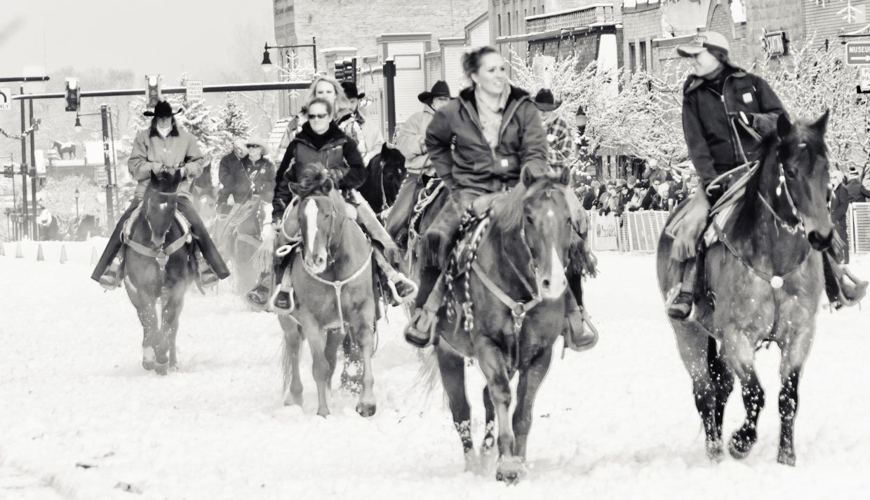Winter Carnival in downtown Steamboat Springs. Submitted by: Thomas Maddox